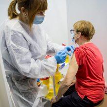 Klaipėdos rajonas valdininkus gundo vakcinuotis: už skiepą žada tris laisvadienius