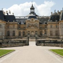 Prancūzijoje vagys apiplėšė XVII a. rūmus, išsinešė vertybių už 2 mln. eurų