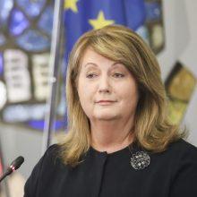 V. Blinkevičiūtė: G. Nausėdos kritika valdantiesiems yra pagrįsta