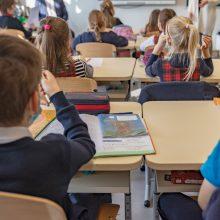Dar keturių savivaldybių pradinukai grįžta į klases, skaityklos priims lankytojus