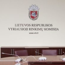 Naująja VRK vadove siūloma skirti J. Petkevičienę