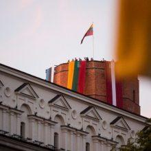 G. Nausėda: Baltijos šalys neįsivaizduoja šimtaprocentinio saugumo be JAV