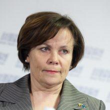 R. Juknevičienė stebės rinkimus Bosnijoje ir Hercegovinoje