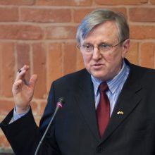 Krikščionių sąjungos pirmininku perrinktas R. Dagys
