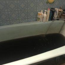Kauno centro gyventojai neviltyje: skaidraus vandens neturi nuo pavasario