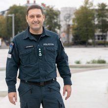 Buvęs policijos vadas: iš Kauno išvykstu ramia sąžine