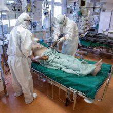 Lietuva COVID-19 pandemijai buvo griežčiausia