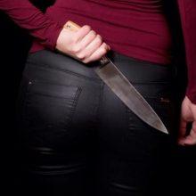 Kruvinas konfliktas Šiauliuose: moteris – areštinėje, vyras – ligoninėje