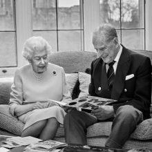 Netektis britų karališkojoje šeimoje: mirė princas Philipas