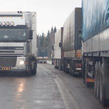 Viltis Lietuvos vežėjams: Europos Komisija sukritikavo jų veiklą griežtinančias taisykles