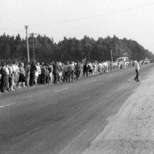 Pristatomos iniciatyvos, skirtos Baltijos kelio 30-mečiui