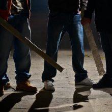 Jaunuolius lazdomis talžę ir ginklu švaistęsi zarasiškiai aiškinsis teisme