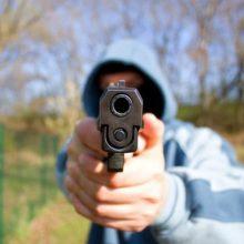 Vilijampolėje švaistėsi daiktu, panašiu į pistoletą: plėšiko grobis – šeši eurai