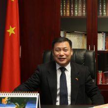 Sh. Zhifei: būtina nutraukti neramumus ir apsaugoti Honkongą