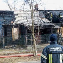 Panevėžio rajone gaisravietėje rastas miręs vyras