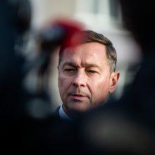 A. Zuoko vadovaujami liberalai aptarė partijos planus artėjančiuose Seimo rinkimuose