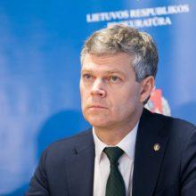 D. Jauniškį siūloma skirti VSD vadovu antrai kadencijai
