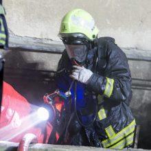 Per gaisrą pakaunėje žuvo du žmonės: tai – jau antra nelaimė toje pačioje vietoje