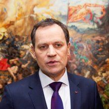 Seimas išgirdo V. Tomaševskio partijos skundą: kreipėsi į KT