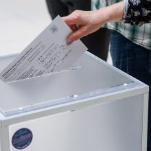 Rinkėjų aktyvumas: kur balsuojama sparčiausiai, o kur – vangiai? (pildoma)