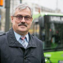 """""""Kauno autobusų"""" vadovas apie būsimus maršrutų pokyčius: matysim, kas gausis"""