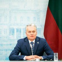 G. Nausėda Britanijos lietuviams: prie pilietybės klausimo vienaip ar kitaip grįšime