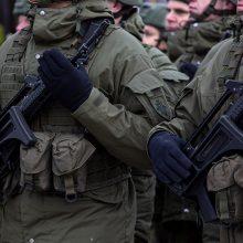 Prezidentas: Lietuvos kariuomenė – nepajudinamas mūsų nepriklausomybės ramstis