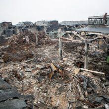 """""""Ekologistikos"""" gaisro byloje baudžiamojon atsakomybėn traukiamos aplinkosaugininkės"""