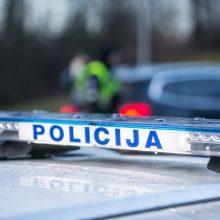 Netoli Klaipėdos – avarija: nukentėjo mergina