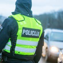 Agurkas – policijai įžeidimas, šliundra – ne?