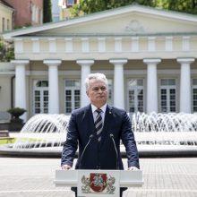 G. Nausėda – Prezidentas ne krizės laikotarpiui?