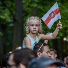 Nauja era Baltarusijoje jau prasidėjo