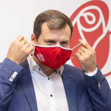 Socialdemokratai ieško taikdario: rinksis iš kelių patyrusių partijos patriarchų?