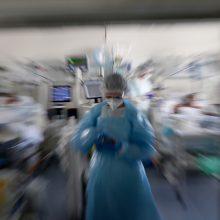 Portugalijoje pratęsta ekstremalioji padėtis dėl koronaviruso