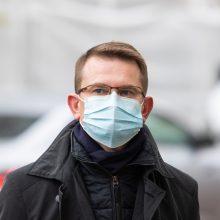 A. Dulkys – apie verslininkų kritiką, rusišką vakciną ir pandemijos padarinius <span style=color:red;>(interviu)</span>