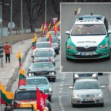 """Į """"Didįjį šeimos gynimo maršą"""" dalyviai pajudės ir iš Kauno: pareigūnų laukia darbingas šeštadienis?"""