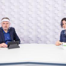 Gražvydas Muižys <span style=color:red;>(iš kairės)</span> ir Ingrida Povilaitienė