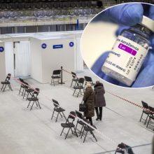 Kaunas laikinai stabdo vakcinavimo procesą
