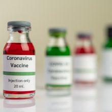 A. Veryga susitarė: pagal sutartį Lietuva gaus 1,8 mln. COVID-19 vakcinų