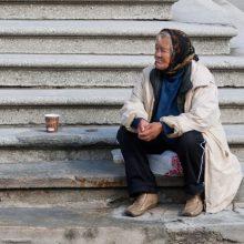 Finansų ministras: skurdo mažinimui jau skirta daug lėšų