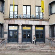 Stabdomas Kauno centrinio pašto pardavimas