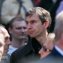 Teismas šnipinėjimu įtariamo A. Paleckio paleisti nenori – jis lieka suimtas