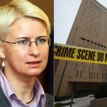 N. Venckienės advokatas: ji bet kada gali būti išsiųsta į Lietuvą