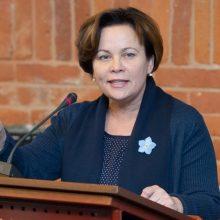 Kandidatė į Europos Parlamentą buvo įrašyta į rinkimų stebėtojų sąrašus