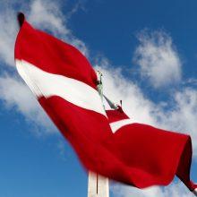 Žinios iš Rygos: Irano sulaikytame britų laive yra Latvijos pilietis