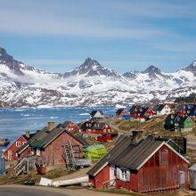 D. Trumpas nejuokavo – iš tikrųjų nori pirkti Grenlandiją