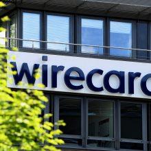"""Dėl įtariamo sukčiavimo sulaikyti buvęs """"Wirecard"""" vadovas ir du valdybos nariai"""