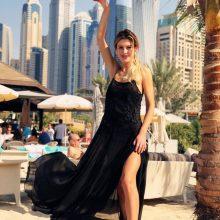 Pasisėmusi patirties svetur, grožio specialistė verslui pasirinko ne Saudo Arabiją, o Kauną