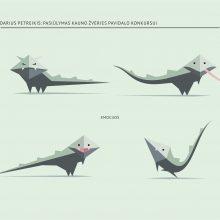 Atskleidžiamas naujojo Kauno mitinio Žvėries pavidalas