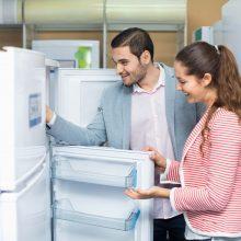 Naujas šaldytuvas: kaip išsirinkti tinkamiausią